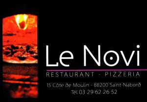 Sponsors Le Novi - Open de Lorraine